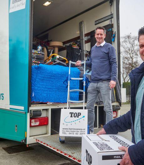 Huizenverkopers maken meer winst en schakelen liever verhuisbedrijf in, jubilerend Harrie van Erp merkt dat goed