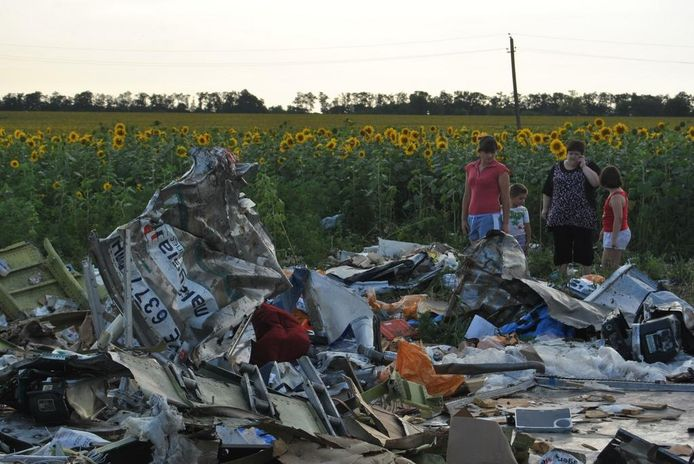 Rampplek MH17