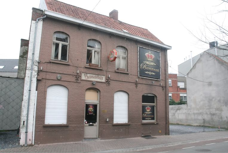 Café Bananas in Waregem.