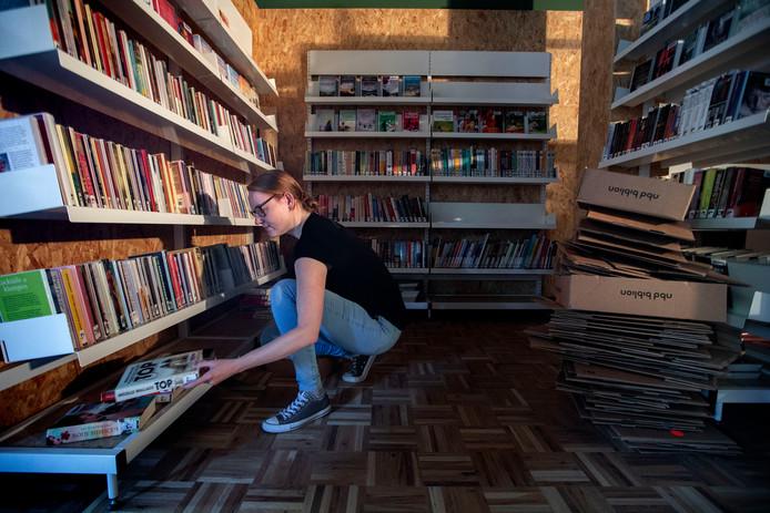 De nieuwe bibliotheek in Bergeijk is eind juni open gegaan.