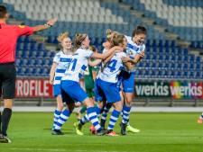 Nijmeegs talent Jeva Walk (17) maakt razendsnel naam in eredivisie: 'Niet gedacht ik nu al kans zou krijgen