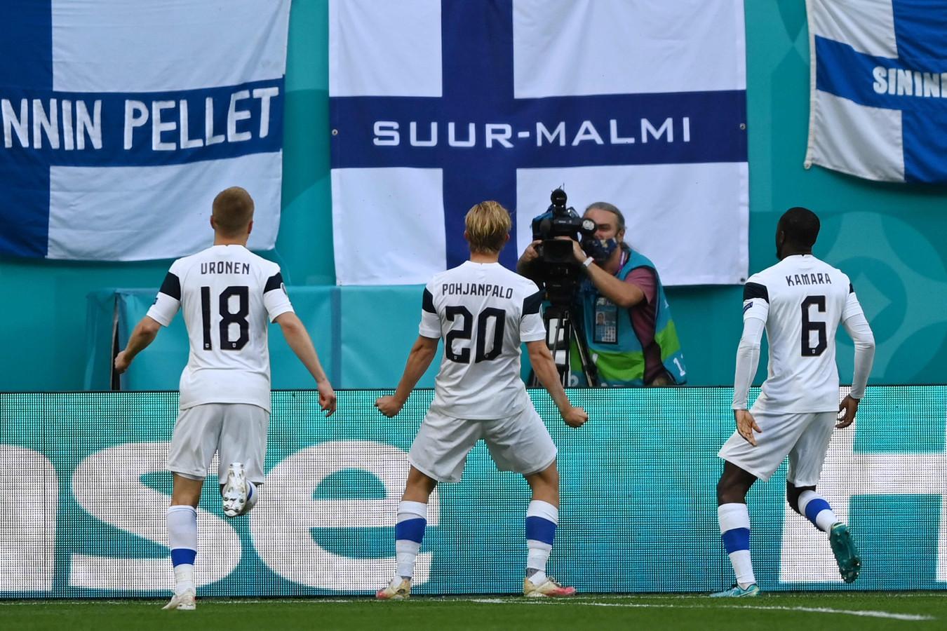 La Finlande est toujours en course pour un ticket pour les huitièmes de finale avant de se mesurer aux Diables Rouges.