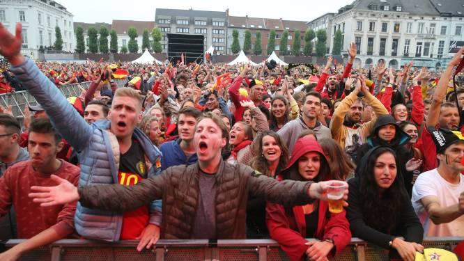 Hoop doet leven: groot scherm op Sint-Pietersplein tijdens EK voorlopig niet uitgesloten