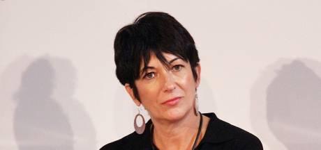 Advocaten verspreiden foto van Ghislaine Maxwell met blauw oog