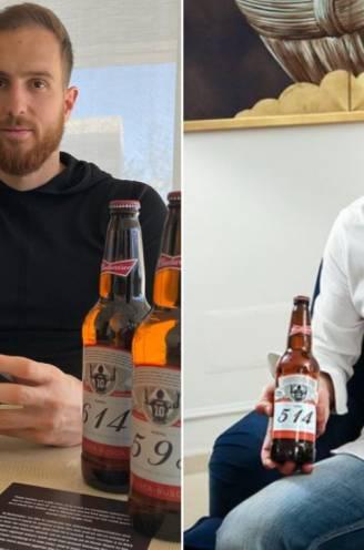 Souvenirs voor Buffon en co: speciale biertjes voor doelmannen die goal van Messi incasseerden