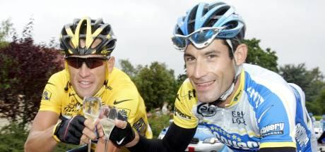 Armstrong en Hincapie zien Kruijswijk de Tour winnen