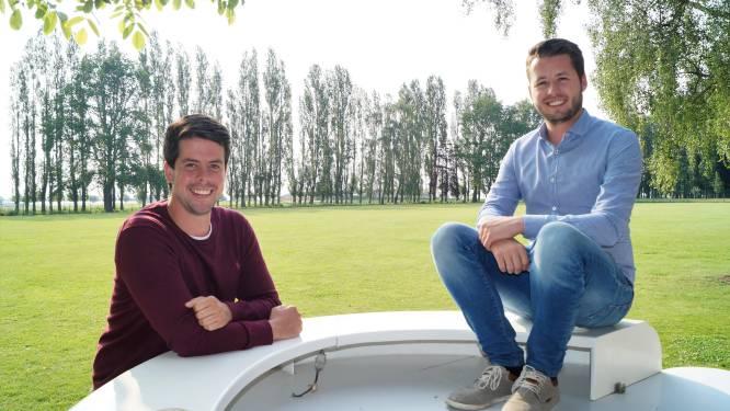 """Jeugdvrienden openen straks nieuwe zomerbar in tuin Colliemolenhoeve: """"Jong en oud is welkom in Bar Collie, met of zonder kinderen"""""""