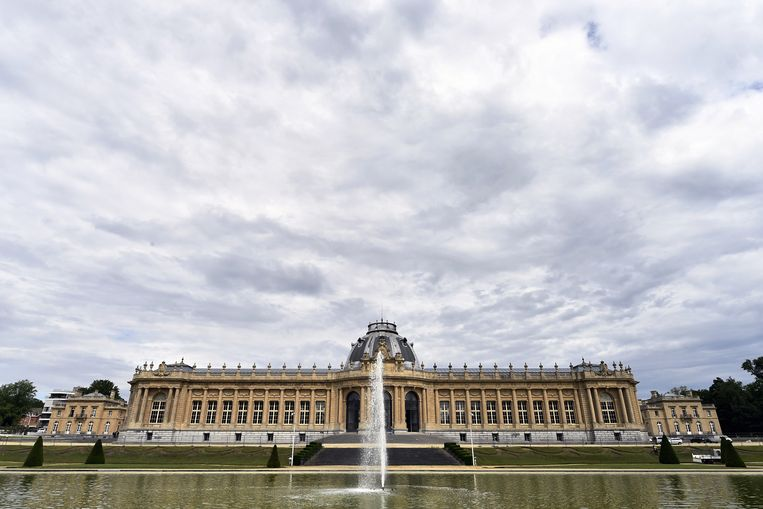 Koninklijk Museum Royal Museum for Central Africa in Tervuren, Thursday 31 May 2018. The museum has been closed for renovation since 2013, it will reopen for the public on December 8th. BELGA PHOTO ERIC LALMAND Beeld BELGA