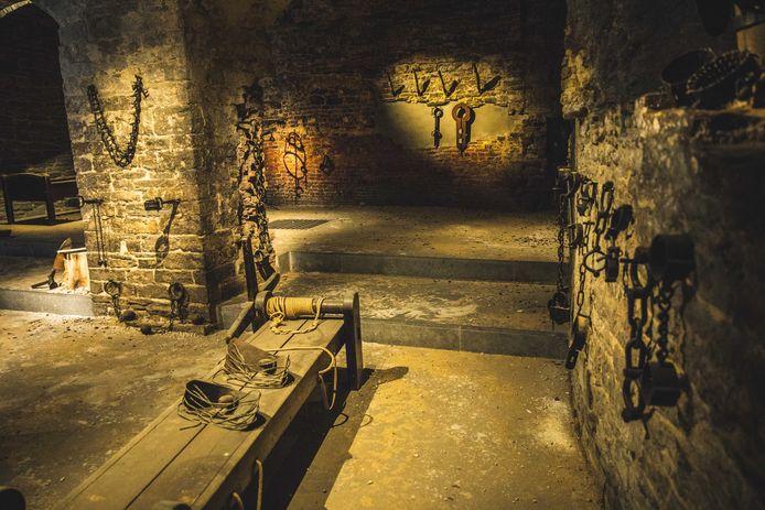 Martelkamer Gravensteen