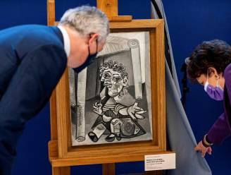 Dochter Picasso schenkt negen kunstwerken aan Frankrijk