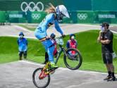 """Elke Vanhoof en demi-finales du BMX: """"Mais une médaille serait un miracle"""""""