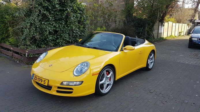 De Porsche 911 Cabriolet is een droomauto voor velen