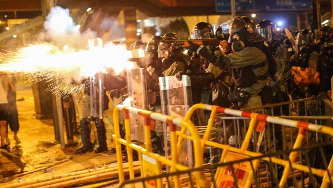 Hongkong gaat betogers vervolgen voor rellen: nieuwe rellen breken uit