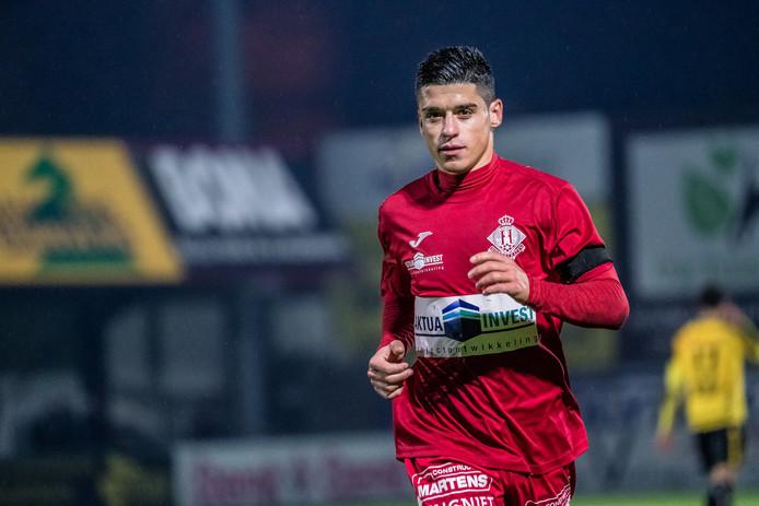 Royal Cappellen FC is voor Tiago Faria da Silva zijn tweede club in België. Eerder voetbalde hij voor Hoogstraten VV.