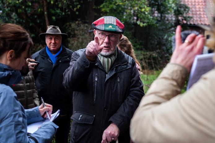 """Cees van de Ven vertelt hoe hij in oktober 1944 de bevrijding in Kaatsheuvel beleefde. Het laatste kwartier voor de bevrijding was een nachtmerrie. ,,Alles ontplofte."""""""