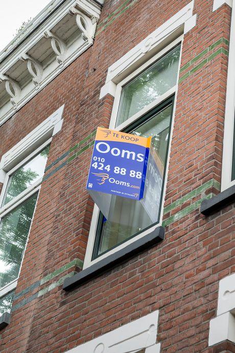 Rotterdamse woningmarkt is oververhit: 'Voor een huis dat wij voor vijf ton aanboden, is 600.000 euro betaald'