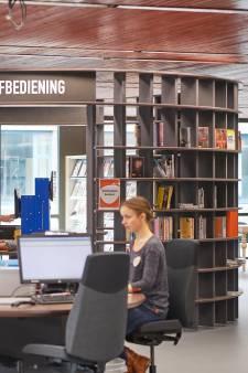 De stadse allure van 'nieuwe' bieb Uden; met wifi, stroom en échte koffie