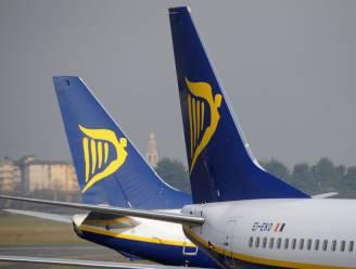 Vliegtuig Ryanair verliest brandstof voor vertrek naar België