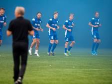Spakenburg spreekt bij eerste training van het nieuwe seizoen grote ambities uit: 'We willen geen grijze muis zijn'