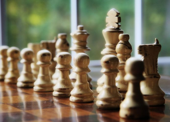 De schaakcompetities zijn eindelijk weer begonnen