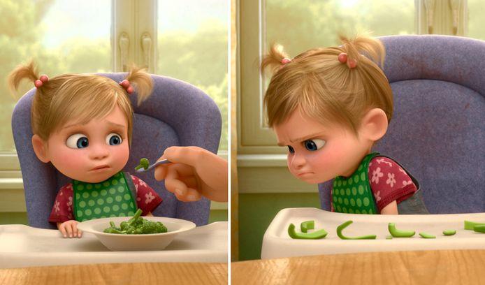 Riley die niets moet weten van broccoli? Klopt niet, volgens Japanse kindjes, die dol zijn op de groente. Vervangen door groene paprika dan maar.