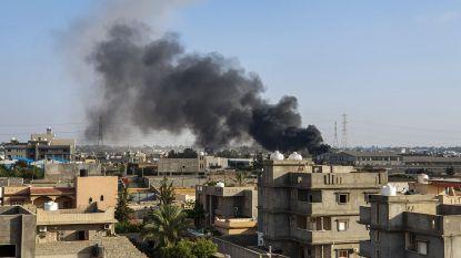 Zeker veertig doden na luchtaanval op migrantencetrum in Tripoli