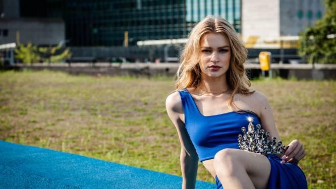 Model Saartje (20) wordt soms achternagezeten door mannen: 'Ik haal mijn schouders maar op'