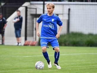 """Ian Jennes (20) is zeldzame nieuwkomer bij KFC Nijlen dat officiële voorbereiding aftrapt: """"Mijn ambities liggen hogerop"""""""