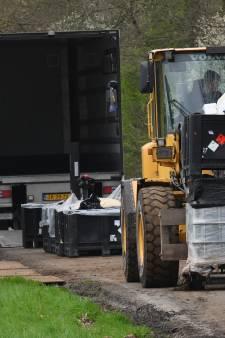 Gemeente wil rekening van één miljoen euro voor opruimen drugslab Overberg bij vervuiler neerleggen