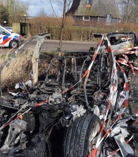 Camera's moeten bewoners Giethoorn beveiligen na autobranden