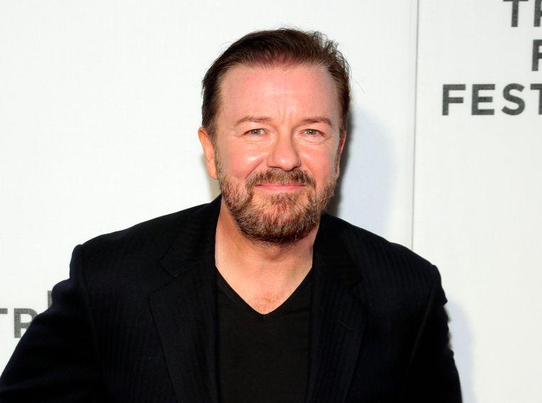 Ricky Gervais krijgt tweede Netflix-show.
