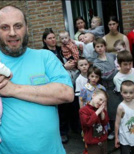 La famille Reignier accueille son 28e enfant