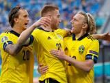 Geweldige dubbel van Lewandowski komt te laat voor Polen (en België): Zweden is groepswinnaar