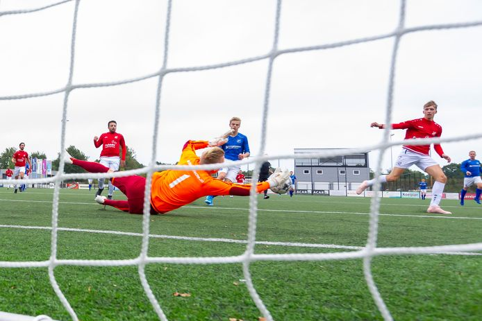 De komende maanden blijft het stil op de velden in het amateurvoetbal.