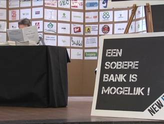 Algemene vergadering NewB keurt oprichting bank goed