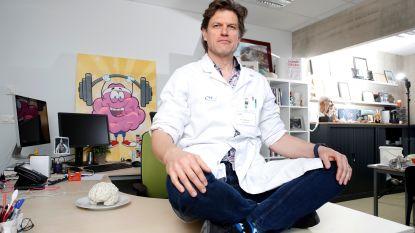 """Neuroloog en 'Topdokter' Steven Laureys pleit voor 'mentale opvoeding' op school: """"Maak van meditatie een verplicht vak, zoals L.O."""""""