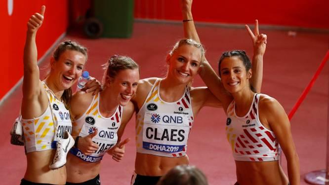 Atleten zoeken wedstrijden: Hanne Claes loopt 400m in Rieti, Pieter Sisk 800m in Oordegem