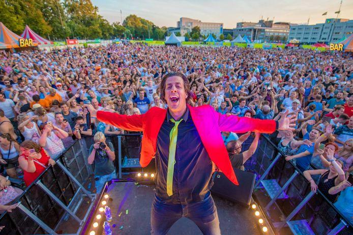 Snollebollekes bij Breda in Concert 2018.