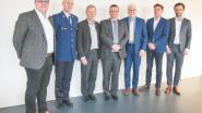 Peter Muyshondt legt eed af als nieuwe korpschef Politiezone Rupel