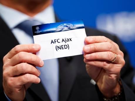 LIVE | Wie treft Ajax in achtste finales Champions League?