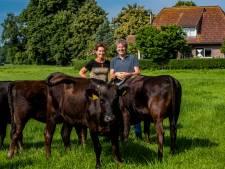 Bijzonder 'landgoed' in Elshof als nieuwe manier om boerderij door te geven en wat terug te doen voor natuur