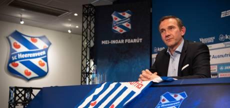 Ferry de Haan overwint angst met keuze voor SC Heerenveen: 'Ik denk dat het voor Excelsior ook niet verkeerd hoeft te zijn'