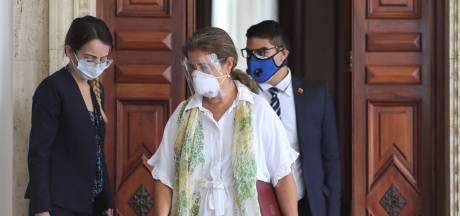 L'ambassadrice de l'UE, expulsée du Venezuela, quittera le pays mardi