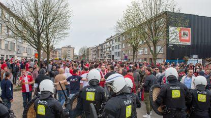 Drugscontrole bij terugmatch Beerschot-Antwerp