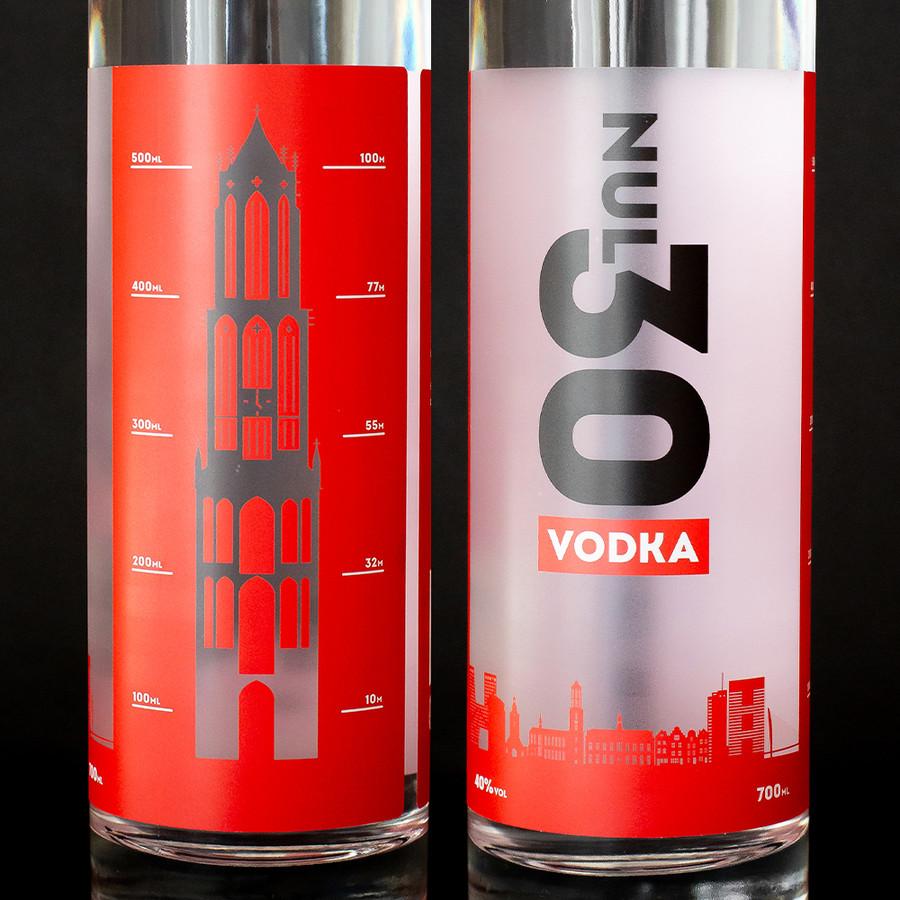 De Utrechtse Wodka van Kuner, Thijs en Wesley