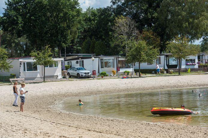 Vakantiepark Prinsenmeer in Ommel.