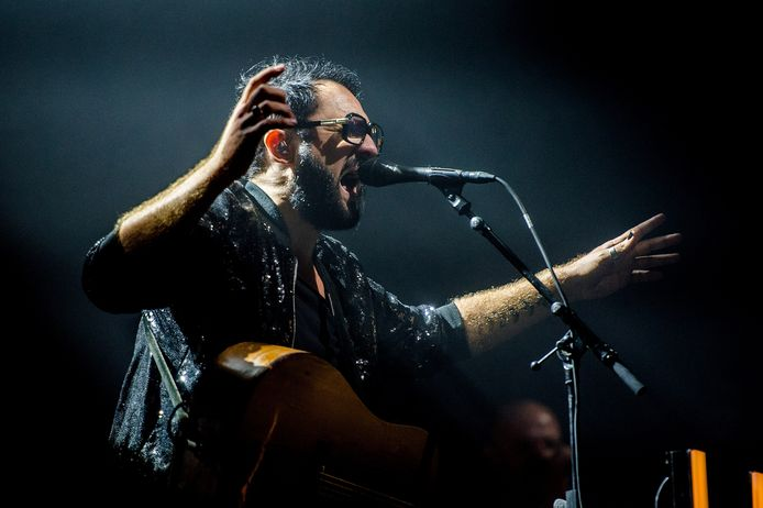 Blaudzun tijdens een optreden op Lowlands in 2017. Op vrijdag 18 juni staat de geboren Arnhemmer in Luxor Live.