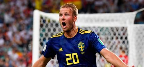 Oud-PSV'er Ola Toivonen keert terug naar Zweden