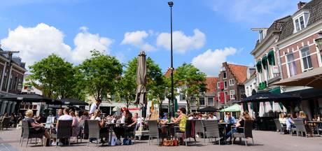 Amersfoorter veroordeeld voor agressie bij café in Amersfoort
