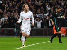 Spurs pakt koppositie na ruime zege op Real Madrid